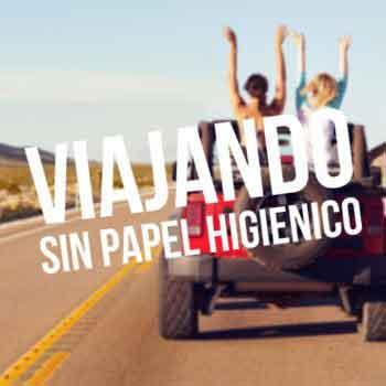 Viajando sin papel higienico con Daniel Tirado