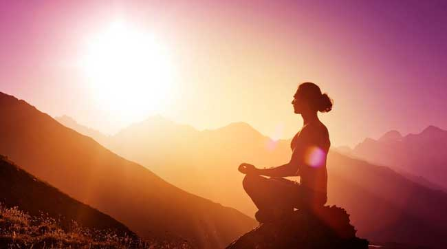 La importancia de meditar a diario.