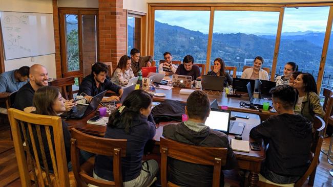 Emprendiendo en el bootcamp de Daniel Tirado