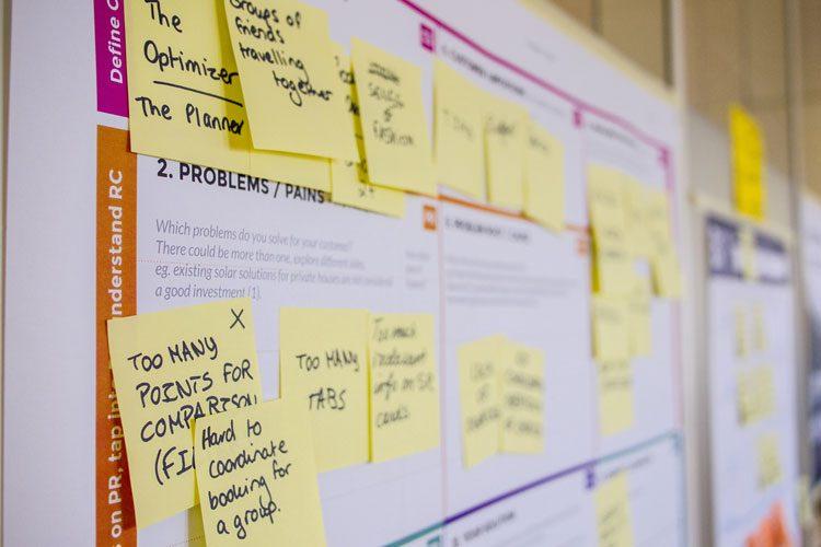 Cómo convertir una idea en un emprendimiento