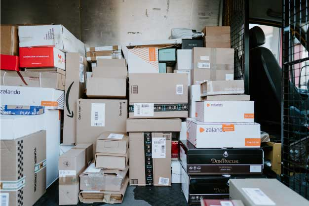 Cumplimiento de envíos antes de pedir en masa para cuidar su capital de trabajo.