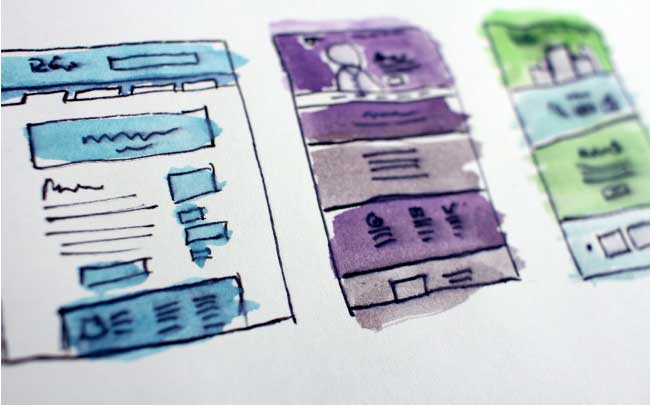 Aprende a elegir correctamente los colores de tu web para no cometer errores