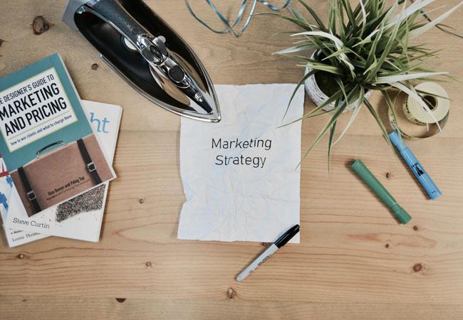 Estrategias de marketing para crecimiento de marca