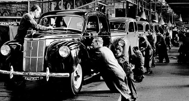 Fracasos y éxitos. El caso de Henry Ford
