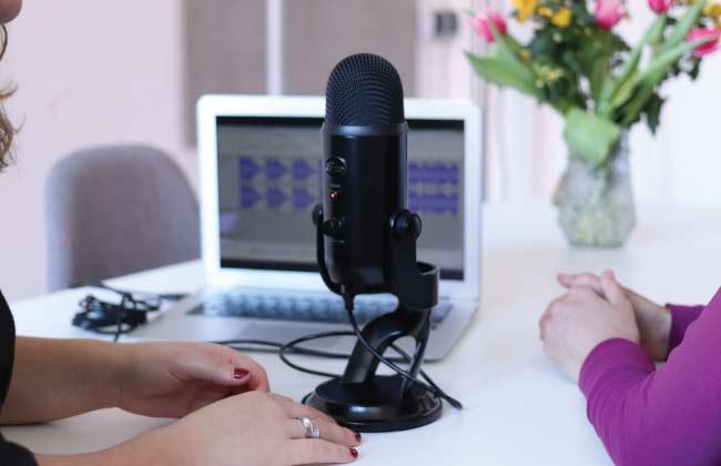 Posicionamiento SEO para emprendedores con podcast
